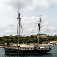 Черная яхта :: Witalij Loewin