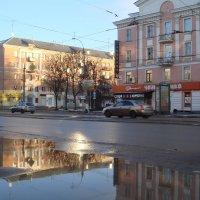 субботним утром в Центре города... :: helga 2015