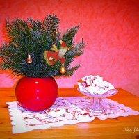 Пусть 2016 год будет ярким и сладким для всех нас! :: Nina Yudicheva