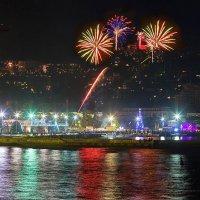Новый Год в Ялте :: Сергей Титов