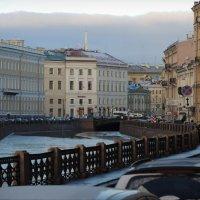 Мойка новогодняя :: sv.kaschuk