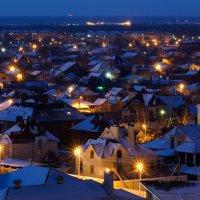 Снежные сумерки :: Андрей Майоров