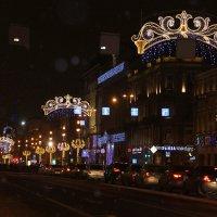 Новогоднее поздравление от Санкт-Петербурга..... :: Tatiana Markova