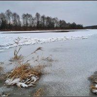 на Москве реке 31-го Декабря :: Дмитрий Анцыферов