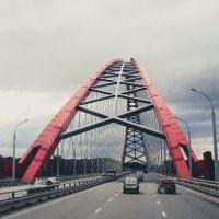 Бугринский мост :: Александр van Herk