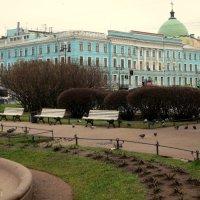 С-Петербург.Декабрь. :: Валентина Жукова