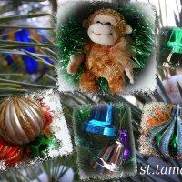 Пусть будет Новый Год счастливым!!! :: Тамара (st.tamara)