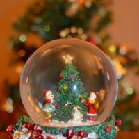 Новогодний сувенир. :: Ольга