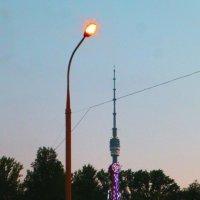 Милая Останкинская башня.. ( песня Ульянины 1985) :: Alexey YakovLev
