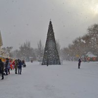 Новый год в Феодосии :: Виктор Шандыбин