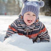 С новым снегом! :: nataliya korchma