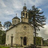 Церковь Св. Николая, 12 век :: Gennadiy Karasev