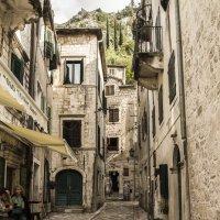 Переход между городскими площадями :: Marina Talberga