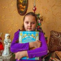 Книга лучший подарок. :: Анатолий. Chesnavik.