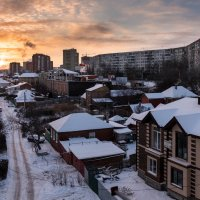 Вечер 31 декабря :: Александр Гапоненко