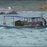 Вьетнамский мореход :: Олег Фролов