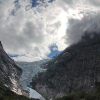 У ледника :: Николай Танаев