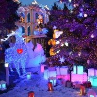 Я желаю, чтобы Новый год обернулся для всех доброй сказкой! :: Anna Gornostayeva