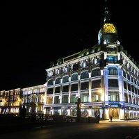 Есть город золотой... :: Александр Яковлев