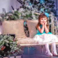 маленькая принцесса :: Катерина Фадеева