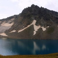 Озеро Поднебесное или Буша? :: Анисимов Сергей
