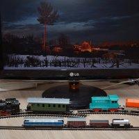 Мои игрушки :: Сергей Коновалов