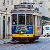 ретро трамвай :: татьяна