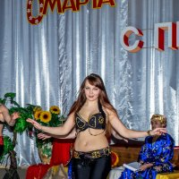 Восточные танцы :: Ксения Антосяк