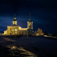 Церковь Успения Пресвятой Богородицы :: Алексей Калугин