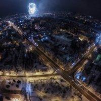 Новогодний салют :: Денис Сидорочев
