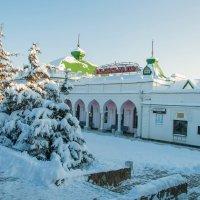 Зима в Майкопе :: Олег
