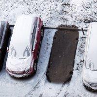 Во дворе в январе :: Александр Орлов