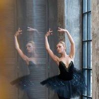 Преломление танца :: Алексей Озеров