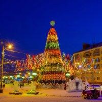 Праздничный город :: Дмитрий Брошко
