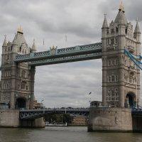 Та́уэрский мост (англ. Tower Bridge).Англия :: Антонина