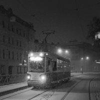 Снежное утро :: Сергей Зыков