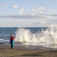 Море волнуется раз! :: Gennadiy Karasev