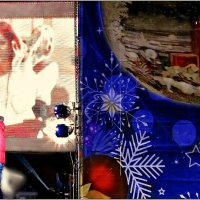 Агнета, Анни-Фрид, Маша и Новый Год... :: Кай-8 (Ярослав) Забелин
