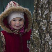 От улыбки хмурый день светлее :: Юля Колосова