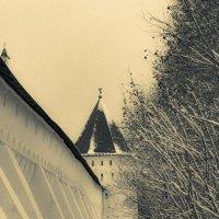 Под древними стенами :: Юля Колосова