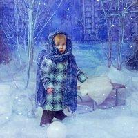 По следам дедушки Мороза :: Юлия Галиева