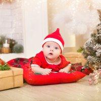 новорожденный санта.. :: Вероника Сухоносова