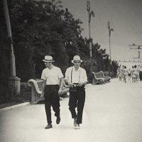Из архива моего отца 1952 год :: Дмитрий Макаров