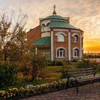 храмовый комплекс на Красном Камне :: Александр Поборчий