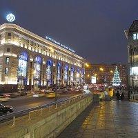 Москва.Лубянка. :: Владимир Кочетков