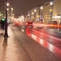 Москва, ул Маросейка :: Igor Dyakin