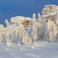 Поклоны матушке зиме :: Анатолий