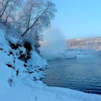 В царстве холода и воды. :: Наталья Юрова