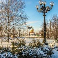 Улица, фонарь... (Родной город) :: Андрей Поляков