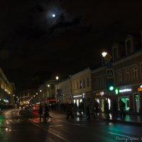 Ночная Маросейка :: Виктор М